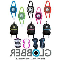 Scooter Accessories Globber Junior Backpack Led Light Protec