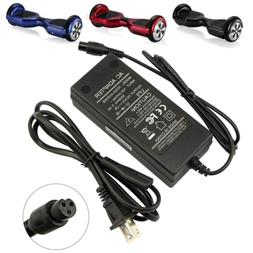 Scooter Charger for HoverBoard 42V 2A Charger for all 36V Sc