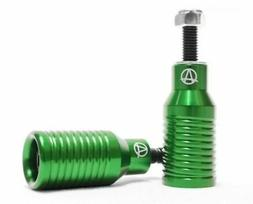 Apex Scooter Pegs Bowie Green