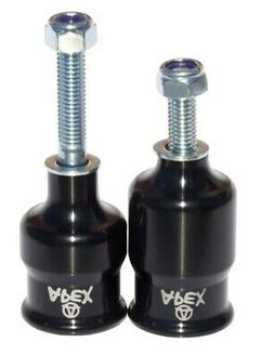 Apex Scooter Pegs Coopegs Black