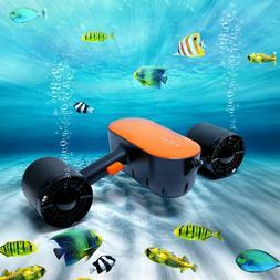 Seascooter Electric Underwater Scooter Snorkeling Diving Wat