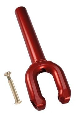 Lucky Scooter SMX Fork, Red, Standard