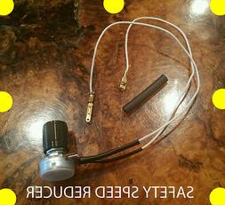 throttle controller electrical kit safety speed reducer