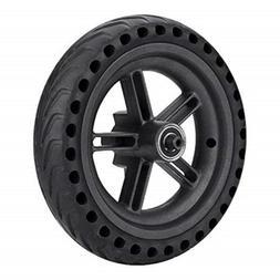 Alomejor Tire Wheels Anti-Skidding Wheel Hub Explosion-Proof