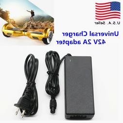 Universal Charger 42V 1A Adapter For Hoverboard Smart Balanc