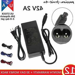 Universal Charger Adapter For Hoverboard Smart Balance Scoot