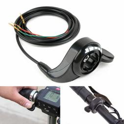 Universal Thumb Throttle Speed Control Electric Bike Scooter