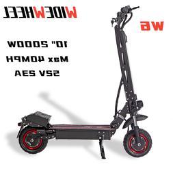 NANROBOT Electric Scooter 2000W Adult Fold 52V 40MPH D6+ Dis
