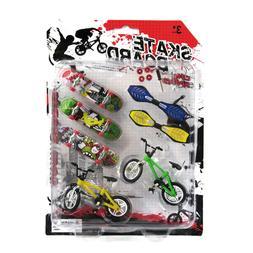 US -Boy Toy Mountain Finger Bike Fixie BMX Bicycle DIY Creat
