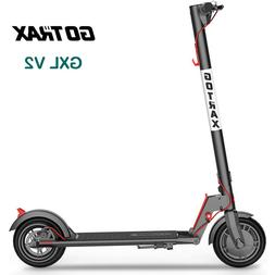 """Gotrax V2 Commuting Foldable Electric Scooter Adult 8.5"""" Tir"""
