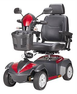 Drive Medical Ventura 4 Wheel Dlx Scooter, 20 Inch