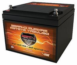 VMAX V28-800S 12V 28ah AGM scooter battery for amigo GT repl