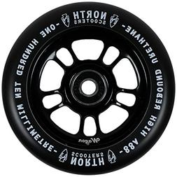 North Scooters Wagon Black 88A Scooter Wheel Black 110mm Sin