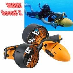 Waterproof 300W Electric Underwater Scooter Water Sea Pool P