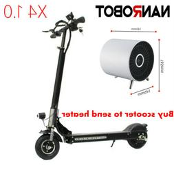 NANROBOT X4 1.0 350W Adult  Electric Scooter Foldable 8'' So