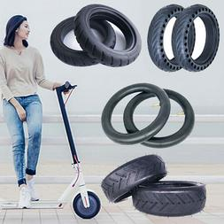 For xiaomi M365 Electric Scooter 8 1/2x2 Solid Outer Tire Wh