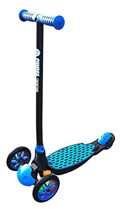 Yvolution Y Glider Deluxe Blue