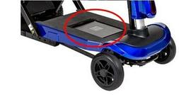 Drive ZooMe Flex & Auto Flex Folding Travel Scooter,Others
